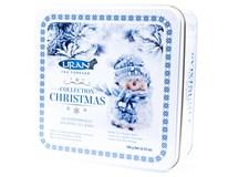 Liran Christmas Sněhulák čaj 1x180g plech