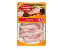 Chutnám skvěle Anglická slanina plátky chlaz. 1x100g