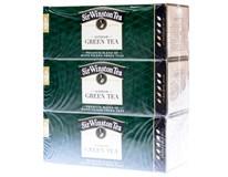 Sir Winston Tea Green Tea čaj 3x35g