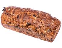 Chléb s ovocem a ořechy nebalený 1x350g