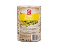 Fine Life Rýžové chlebíčky 100% natural celozrnné 1x100g