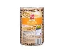 Fine Life Žitné chlebíčky 100% natural celozrnné 1x80g