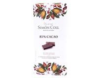 Simon Coll čokoláda extra hořká 85% 1x85g