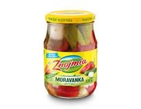 Znojmia Moravanka směs zeleninová sterilovaná 10x330g