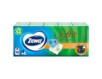 Zewa Softis Protect papírové kapesníky 10x9ks