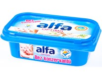 Alfa Optima 70% rostlinný margarín chlaz. 1x250g