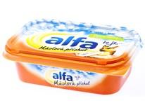 Alfa Máslová rostlinný margarín chlaz. 24x250g