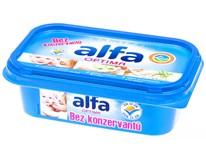 Alfa Optima 70% rostlinný margarín chlaz. 24x250g