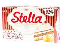 Stella cukrářskás máslovou příchutí tuk rostlinný chlaz. 20x250g