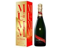 G.H. Mumm Cordon Rouge champagne 1x750ml dárkové balení