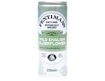 Fentimans Elderflower 1x250ml plech