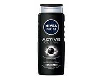 Nivea Active Clean sprchový gel 1x500ml