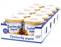 Opočenský jogurt 2,8% tuku broskev/meruňka chlaz. 10x150g