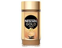 Nescafé Gold Crema káva instantní 1x200g