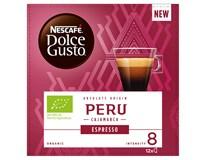 Nescafé Dolce Gusto Espresso Peru 1x84g kapsle