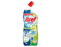 Bref WC Hygienically Clean&Shine Gel Lemonitta Power 1x700ml