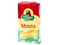 Gazdovské máslo 82% tuku chlaz. 1x125g