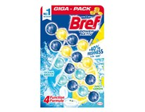 Bref Power Activ Lemon/ Ocean 4x50g