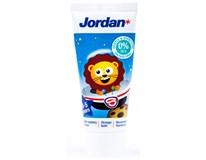 Jordan Zubní pasta kids 0-5let 1x50ml