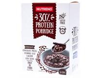 Nutrend Kaše proteinová čokoládová 5x50g