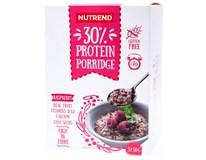 Nutrend Kaše proteinová malinová 5x50g