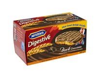 McVitie's Digestive Dark Chocolate Sušenky hořká čokoláda 10x200g