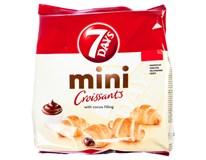 7Days Mini croissant kakao 1x200g