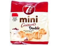 7Days Mini Double croissant kakao-vanilka 1x200g