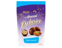Mandle v kokosu a mléčné čokoládě 1x150g