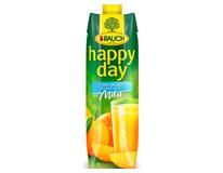 Happy Day Pomeranč Mild 100% 12x1L