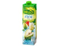 Hello Viva Hruška 12x1L
