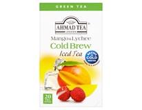 Ahmad Tea Cold Brew mango/ lichee ledový čaj 1x40g