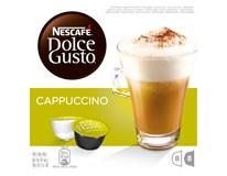 Nescafé Dolce Gusto Cappuccino 1x186,4g kapsle