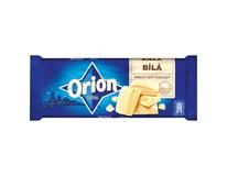 Orion Čokoláda bílá 20x100g