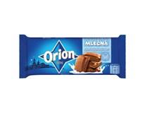 Orion Čokoláda mléčná 20x100g