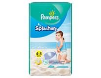 Pampers Pants Splashers Maxi S4 plenkové kalhotky na koupání 1x11ks