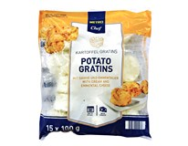Metro Chef Potato Gratins mraž. 6x(15x100g)