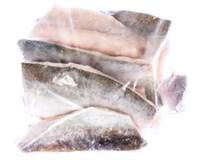 Pstruh filet s kůží individuálně rychle zmraz. (IQF) mraž. 1x1kg