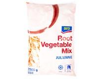 ARO Zeleninová směs pod svíčkovou proužky mraž. 1x2,5kg