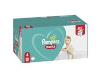 Pampers Pants Mega Box Maxi S4 plenkové kalhotky 1x104ks