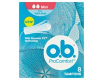 O.B. Tampony Pro Comfort  Mini 1x8ks