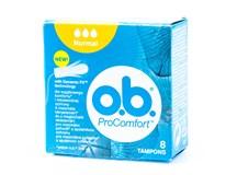 O.B. Pro Comfort Tampony normal 1x8ks