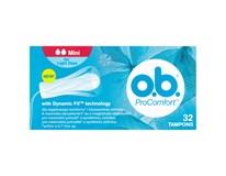 O.B. Tampony Pro Comfort  Mini 1x32ks