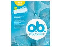 O.B. Pro Comfort Tampony normal 1x56ks