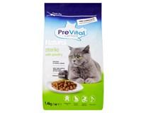 Prevital Naturel Sterile Granule pro kočky 1x1,4kg