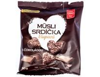 Müsli srdíčka čokoláda 1x50g