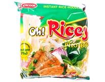 Oh! Ricey Polévka rýžová instantní hovězí 1x62g