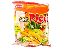 Oh! Ricey Polévka rýžová instantní kuřecí 1x62g