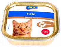 ARO Paté zvěřina pro kočky vanička 1x100g
