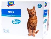 ARO Kapsička pro kočky rybí 12x100g